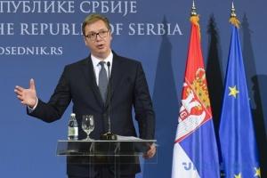 На выборах в парламент Сербии победила прогрессивная партия президента Вучича