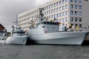 Дания хочет присоединиться к патрулированию Персидского залива