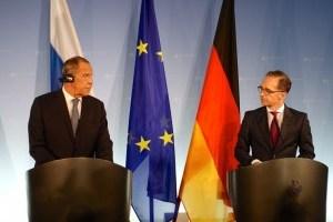 Berlin erwartet von Moskau konstruktive Suche nach Frieden im Donbass