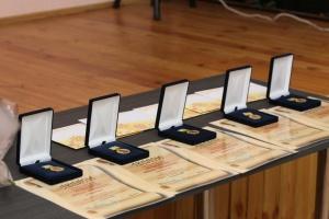У Вінниці нагородили переможців літературної премії Коцюбинського