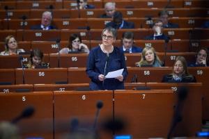 Президент ПАСЕ напомнила, что Россию от взносов никто не освобождал