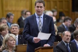 Лидер канадской оппозиции объявил о своей отставке