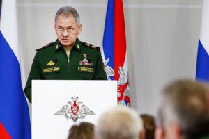 露国防相、ウクライナ国境沿いの露軍集結は「NATOからの脅威への対応」と発言