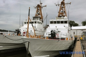 У ВМС завершився другий етап підготовки екіпажів для катерів Island