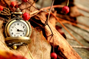 Zeitumstellung: Winterzeit beginnt am 25. Oktober
