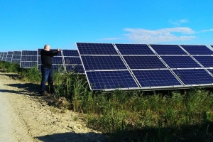 На Чернігівщині збудують сонячну електростанцію