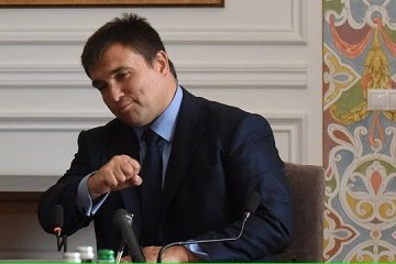 Klimkin: Zakharchenko's death could trigger new Russia's provocations