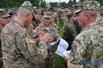 Rapid Trident 2018 military drills kick off in Ukraine