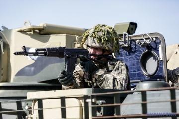 露占領軍、ウクライナ東部フヌートヴェとヴォージャネを攻撃