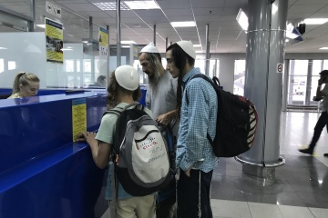 Israel insta a Ucrania a que prohíba la peregrinación jasídica este año