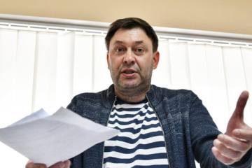 Court extends Vyshinsky's arrest until Feb 16