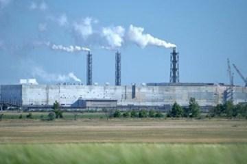 Ucrania informa a la ONU y a la OSCE sobre la situación ecológica en la Crimea ocupada