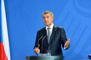 Le Premier ministre tchèque envisage de rencontrer Volodymyr Zelensky à New York