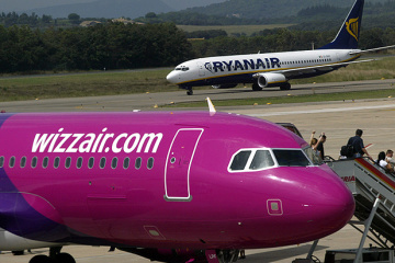 Wizz Air resumes flights from Kyiv to Lublin