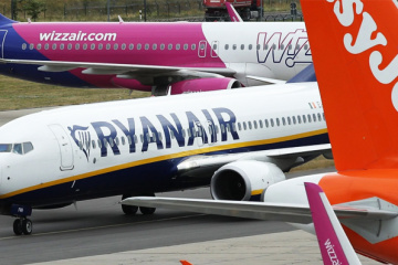 Ryanair launches Ukrainian version of  website