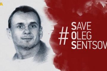 乌常驻联合国代表:先佐夫获萨哈罗夫奖是向所有被非法囚禁者发出的信号