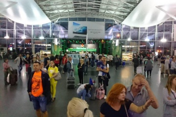 Passenger turnover in Ukraine increases by 3.3% – government report