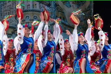Sechs ukrainische Städte feiern heute ihren Geburtstag