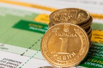 Amtlicher Hrywnja-Wechselkurs