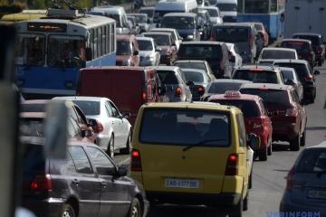 Le marché automobile ukrainien augmenté de 11%