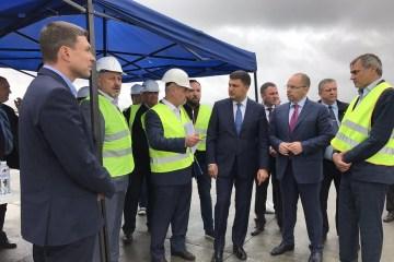 Regierung stellt 750 Mio. Hrywnja für neue Start- und Landebahn in Odessa bereit