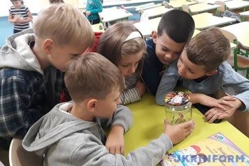 New Ukrainian School: Regions already used 300M out of 1.06B education subvention