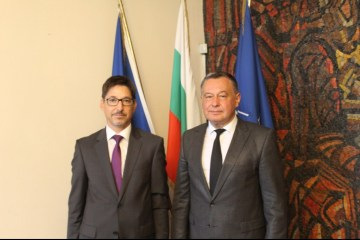 New Ukrainian ambassador begins diplomatic mission in Bulgaria