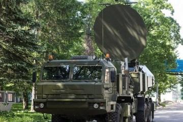 ウクライナ東部でロシアの最新の電子戦システムが確認