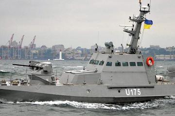 由于受到侵略,乌克兰加强亚速海军队部署