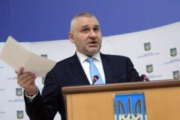 Feygin: El cónsul ucraniano visita a Román Súshchenko