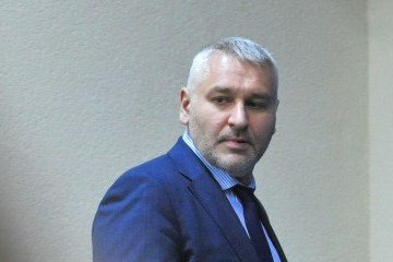 Mark Feygin, public defender for Roman Sushchenko