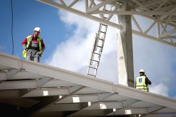 Construction industry grew by 6.3% -- Partskhaladze