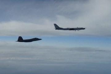 Штати прокоментували перехоплення бомбардувальників РФ поблизу Аляски