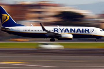 Ryanair to launch Lviv-Budapest flights