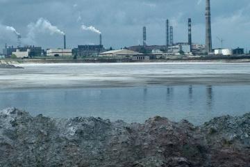 クリミアのチタン工場、引き続きアルミャンシク住民に被害:地元環境専門家
