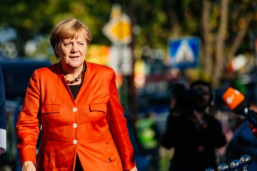 Merkel acusa al Kremlin de desestabilizar a los países postsoviéticos