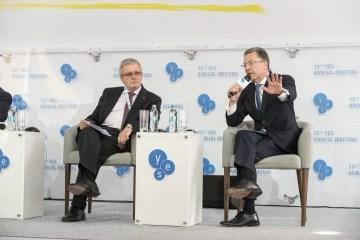 米国、新たな武器供与につきウクライナとの対話準備あり:ヴォルカー米特別代表