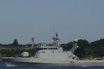 丹麦计划向乌克兰出售三艘军舰