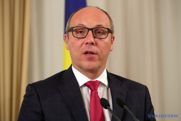 Parubiy names approximate date of first meeting of new parliament