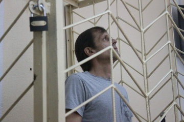 Ukrainian political prisoner Balukh not to ask for pardon