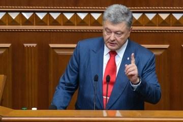 ポロシェンコ大統領、露によるウクライナの選挙への介入意図を説明