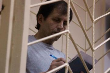 Polithäftling Baluch in Strafkolonie in russischem Twer verlegt