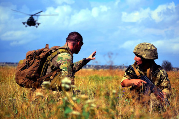 統一部隊作戦:9月30日の露占領者攻撃28回、宇兵士負傷1名