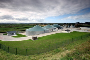 La capacité de production de biogaz en Ukraine a augmenté d'un tiers