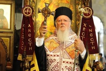 母なるコンスタンティノープルの教会がウクライナの信者を抱き入れた:ヴァルソロメオス全地総主教発言