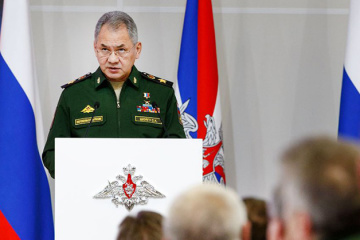 ロシア、ウクライナ国境付近の軍の撤退を発表
