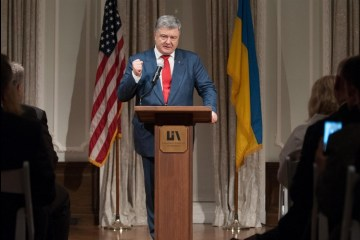 Poroshenko: UN peacekeeping operation is the best solution for settlement of situation in Donbas