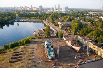 ポロシェンコ大統領、「リバリシク造船工場」売却へ