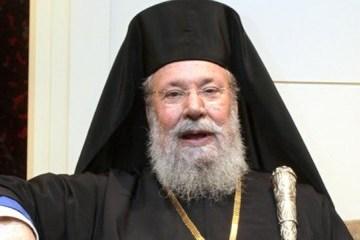 キプロス大司教、ウクライナ正教会への独立付与を支持