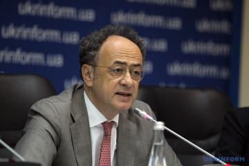 ミンガレッリEU大使、宇公共放送への不十分な予算拠出は看過し得ないと発言